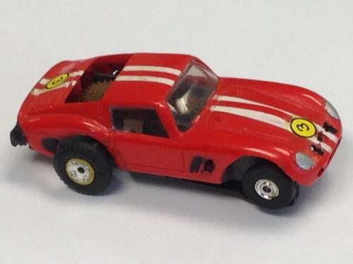 HO Gauge Ferrari