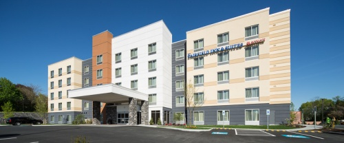 Fairfield Inn & Suites, 651 W Areba Ave., Hershey, PA 17033